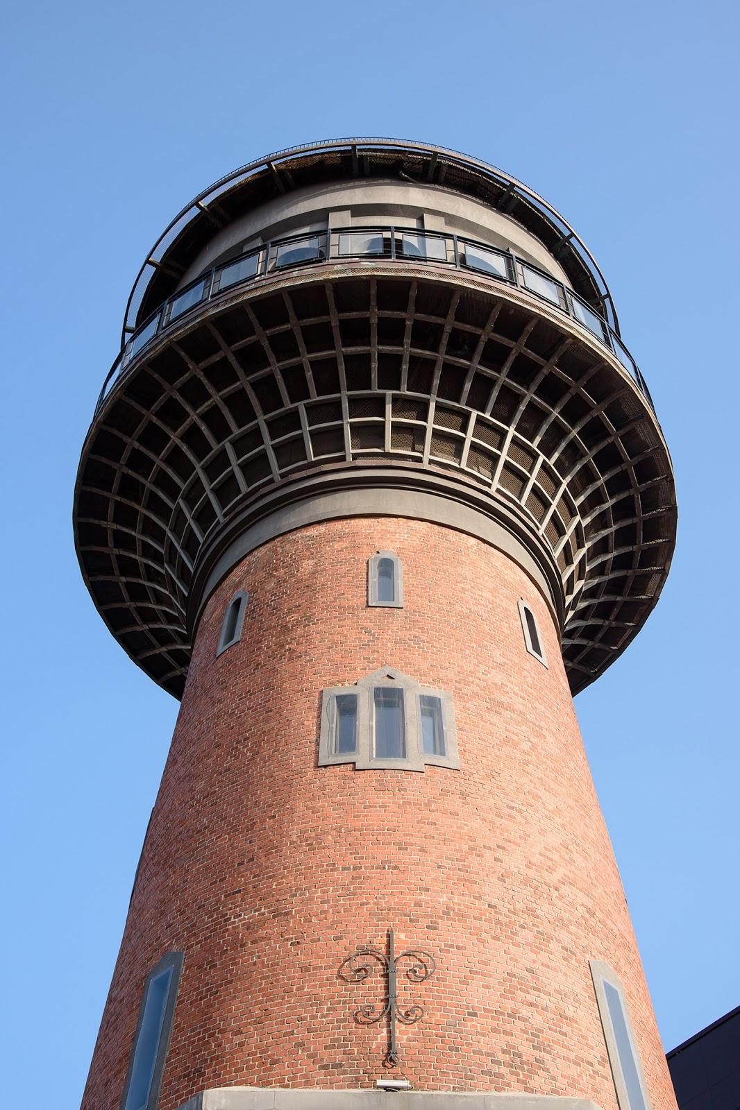 Водонапорная башня в Зеленоградске