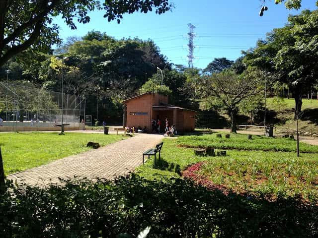 Parque Tenente-Brigadeiro Roberto Faria Lima