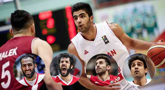 LIST: Iran Final-12 vs Gilas Pilipinas 5th Window FIBA World Cup Qualifiers Asia