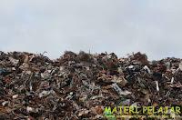 Pengertian limbah, jenis-jenis limbah dan upaya meminimalisir bahaya limbah