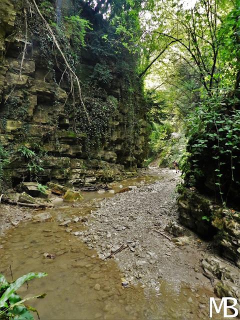 sentiero delle cascate monticelli brusati franciacorta