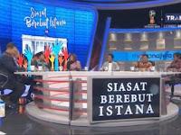 'Siasat Berebut Istana' di Mata Najwa, Adian Sindir Logistik Prabowo, Mulai dari Buruh, Angkot Sampai Listrik Nggak Dibayar