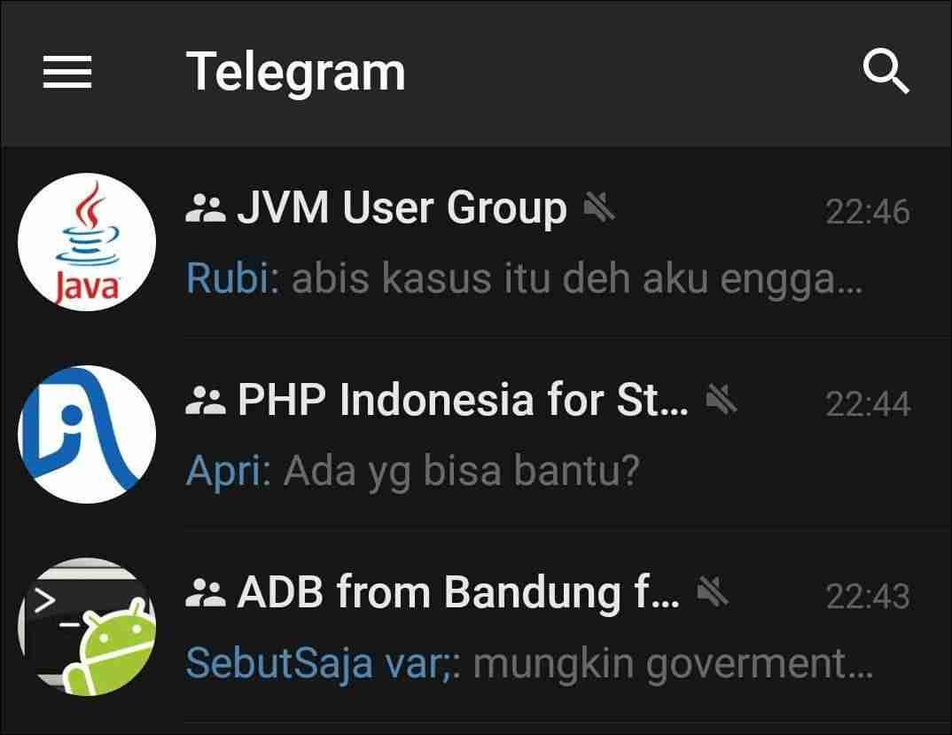 Cara Menyadap Telegram dan Mengetahui Disadap atau Tidak - Shukan