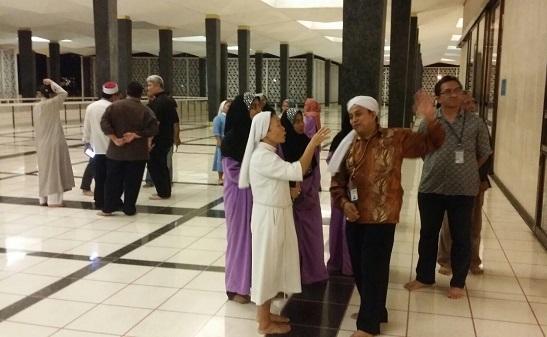 Mufti, ketua biskop adakan pertemuan bersejarah di Masjid Negara