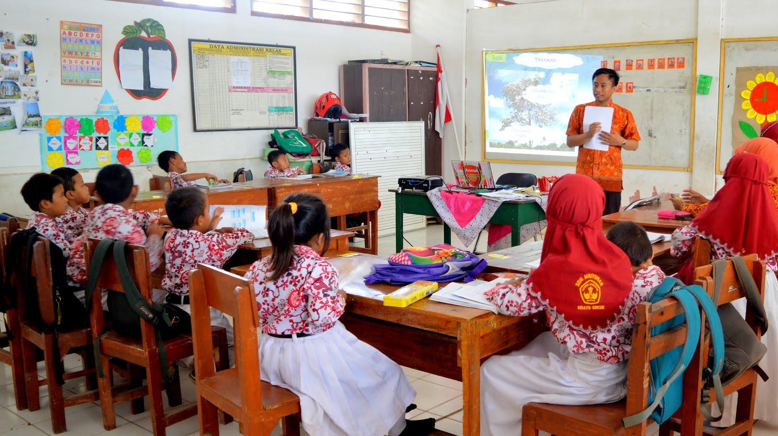 Ayo Belajar Rpp Tema Lingkungan Matematika Dan Bahasa