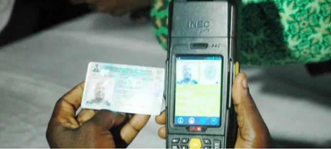 Voting Card readers has stop functioning in some polling centers in Abuja