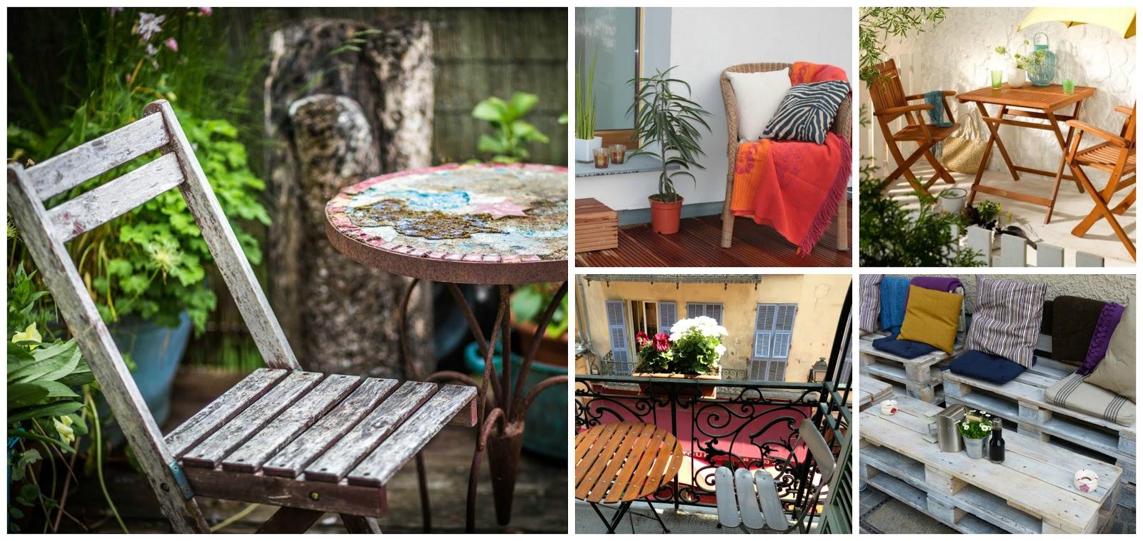 11 Tipps, wie du deinen schmalen Balkon in eine Oase verwandelst - Home & Garden - enthält Werbung für eBay - #ebay #balkon #makeover