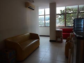 Ruang Tunggu Airy Purwodinatan Pekojan Pertokoan THD Semarang