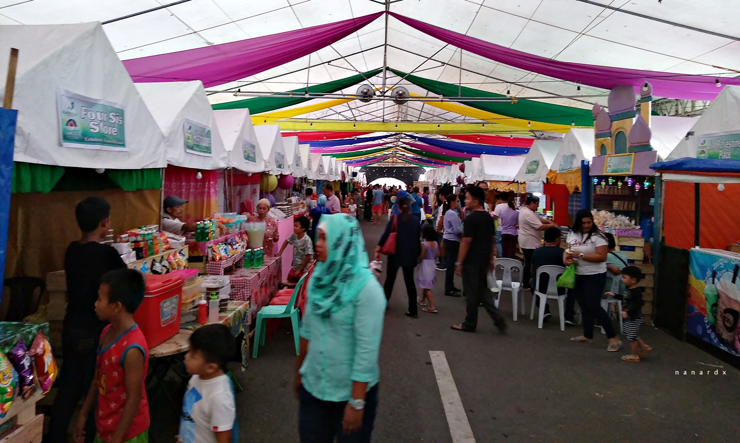 Pakaradjaan Ramadan Fair at ORG Compound highlights local entrepreneurs