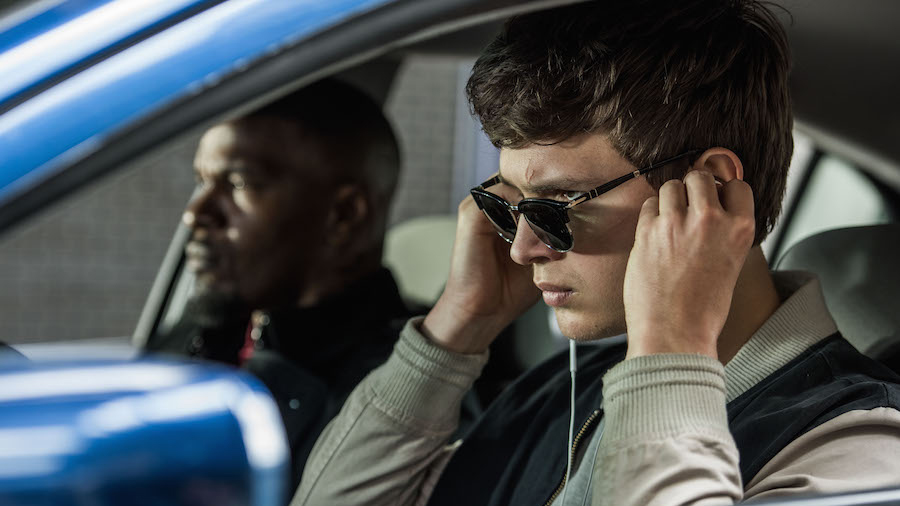 The Last Thing I See: 'Baby Driver' (2017) Movie Review