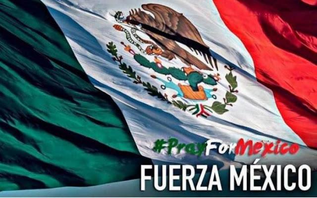 Mexicanos cantan cielito lindo, una esperanza tras el temblor