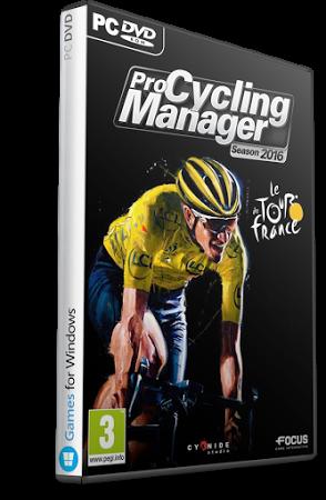 DESCARGAR Pro Cycling Manager 2016 Multilenguaje (Español) (PC-GAME)