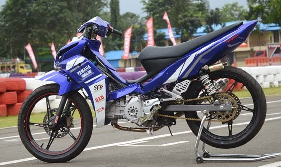 Motor Road Race Jupiter Z
