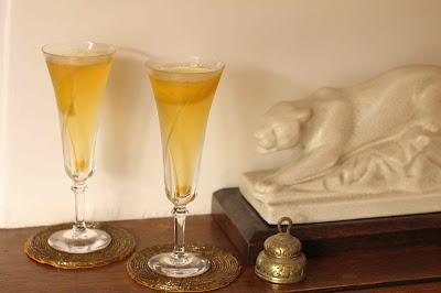 cocktail 75 recette