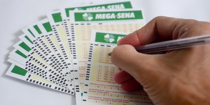 Mega-Sena será sorteada nesta quinta em Piripiri