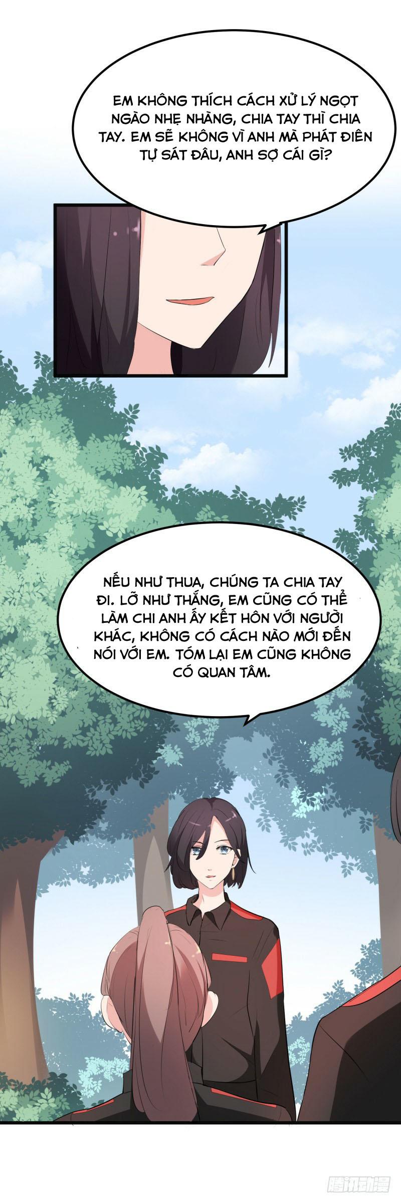Quay Đầu Nhìn Lại, Anh Yêu Em! chap 37 - Trang 15