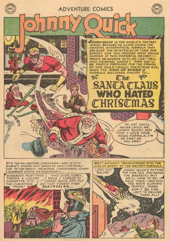 Read online Adventure Comics (1938) comic -  Issue #185 - 25