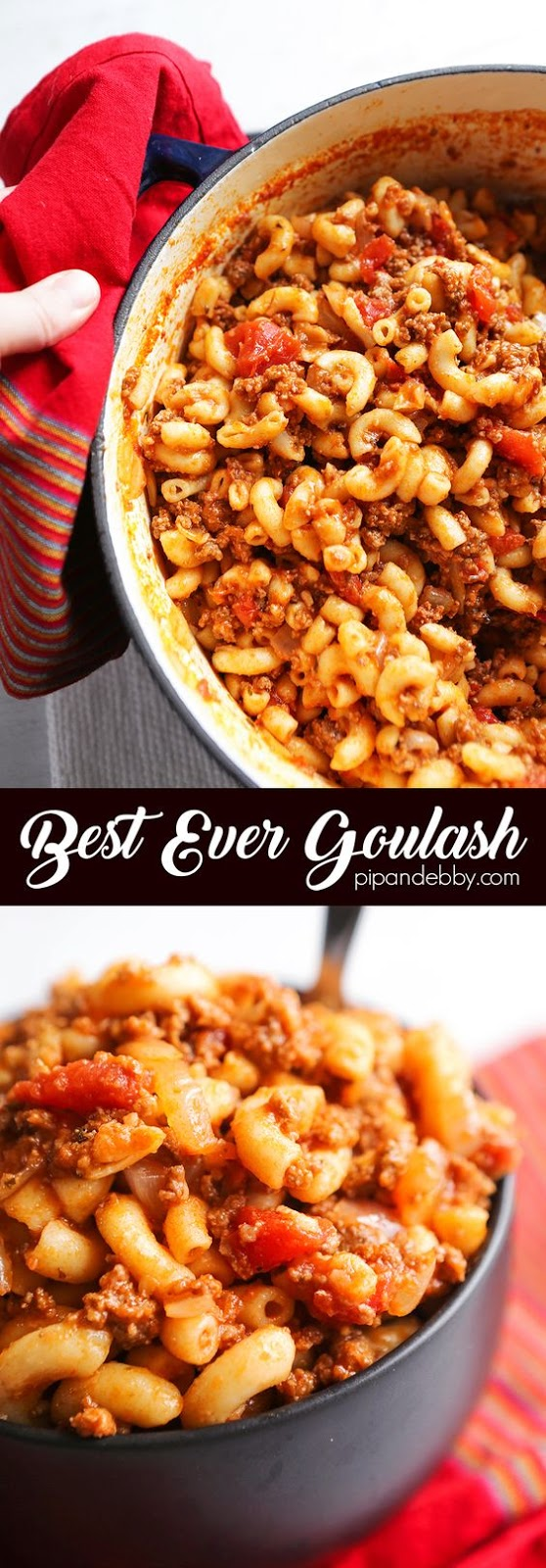 BEST EVER GOULASH