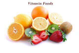 विटामिन से भरपूर खाने की चीजें