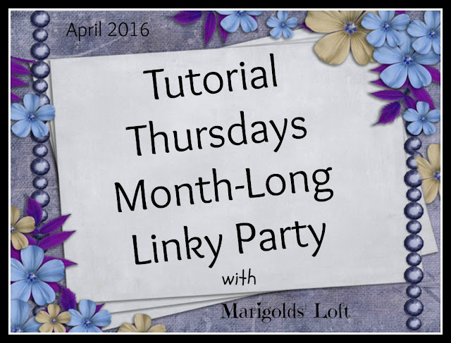 Month Long Linky Party