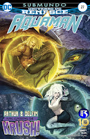 DC Renascimento: Aquaman #27