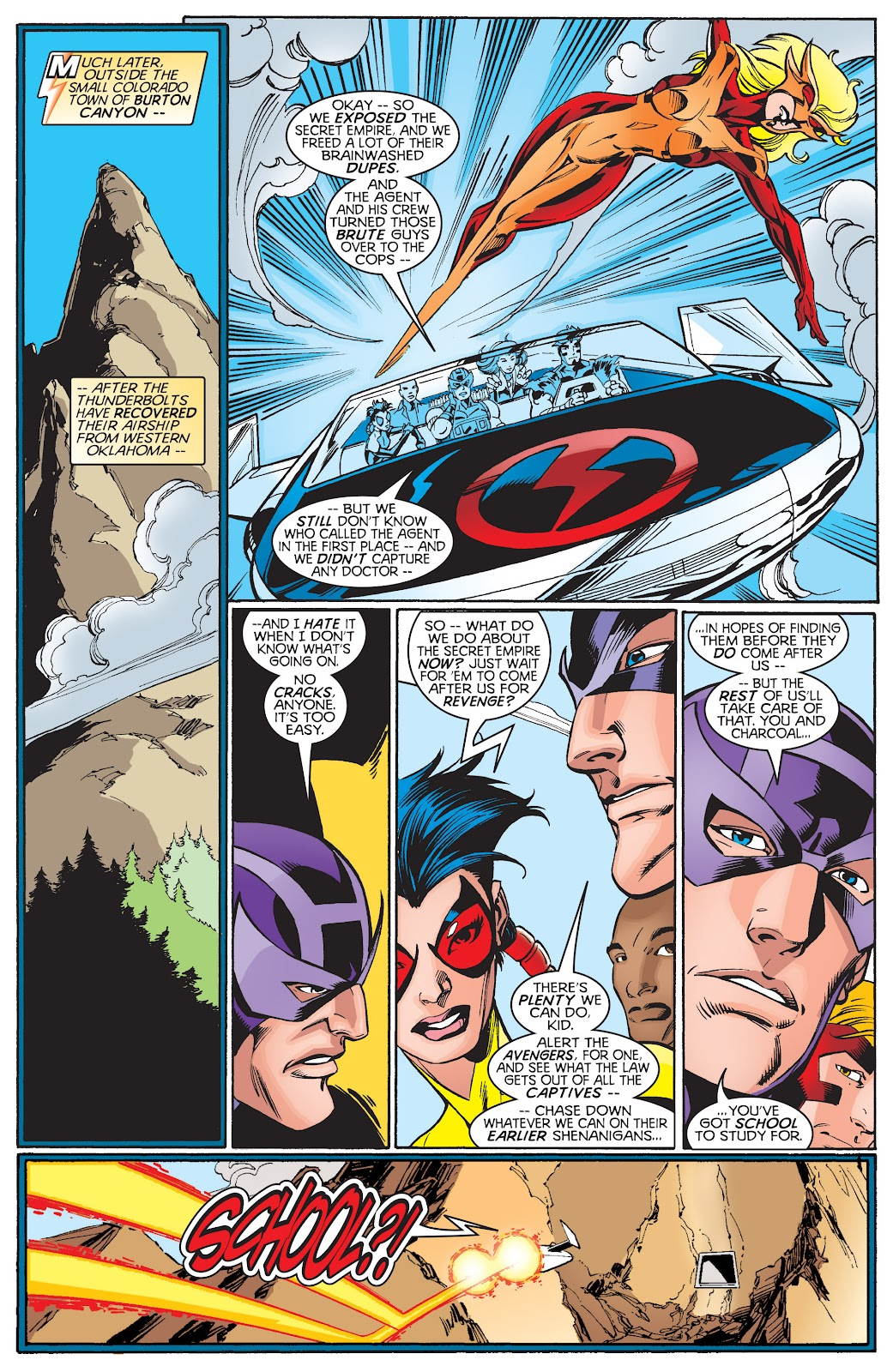 Read online Hawkeye & The Thunderbolts comic -  Issue # TPB 1 (Part 3) - 47