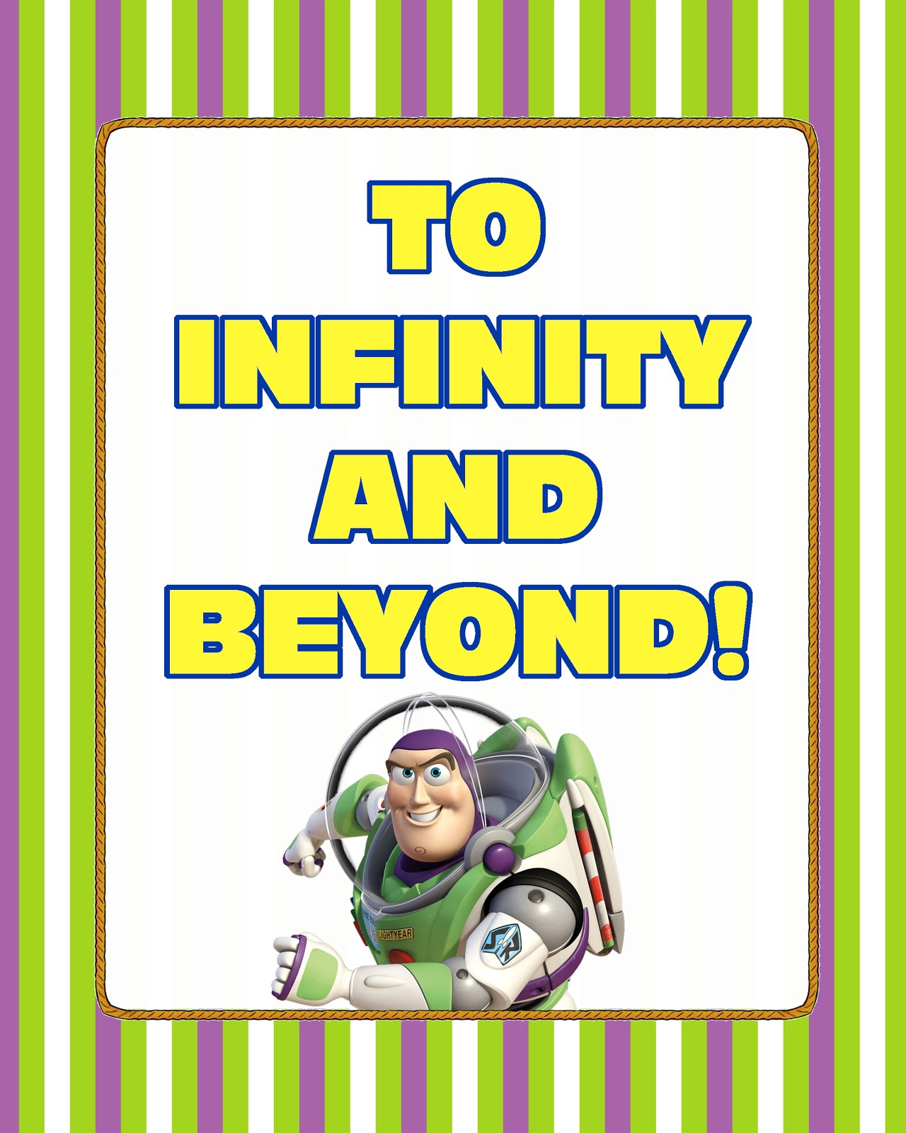 Tips And Toast Toy Story Printables