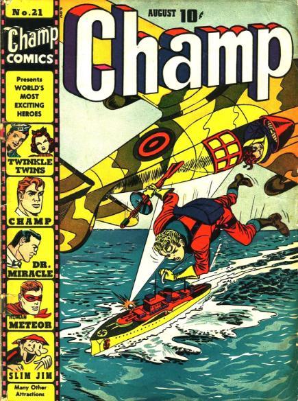 Jack Kirby Joe Simon Harvey Comics