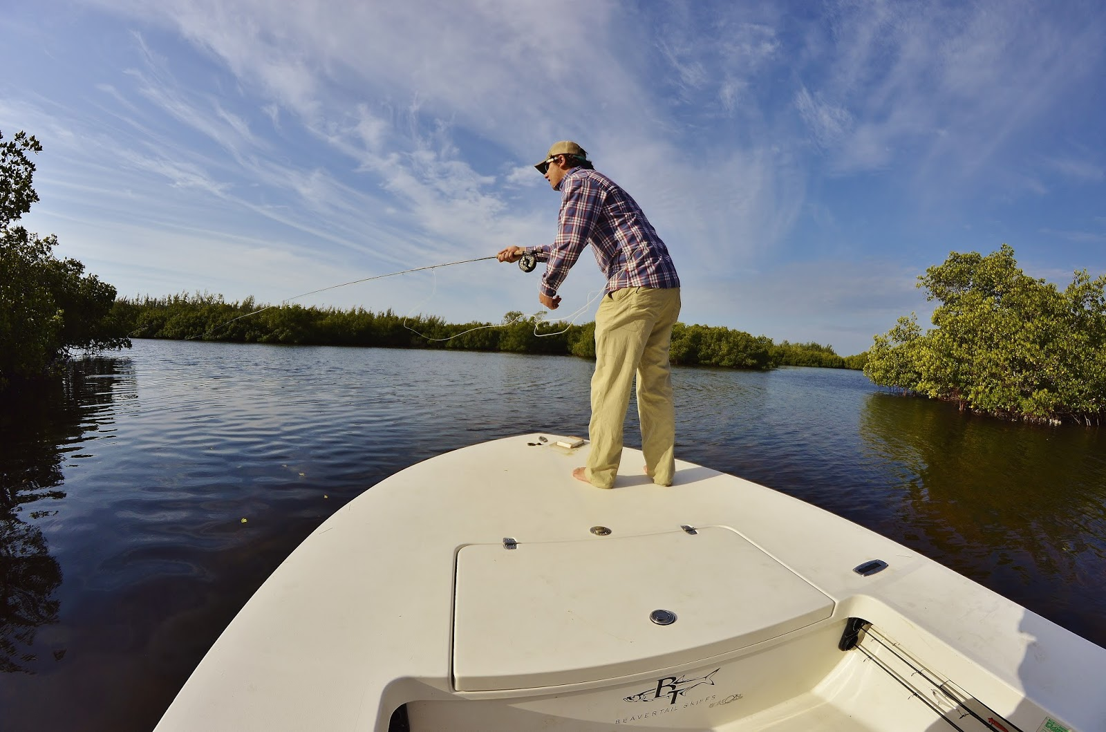 The pine island angler pine island fly fishing club for Pine island fishing charters