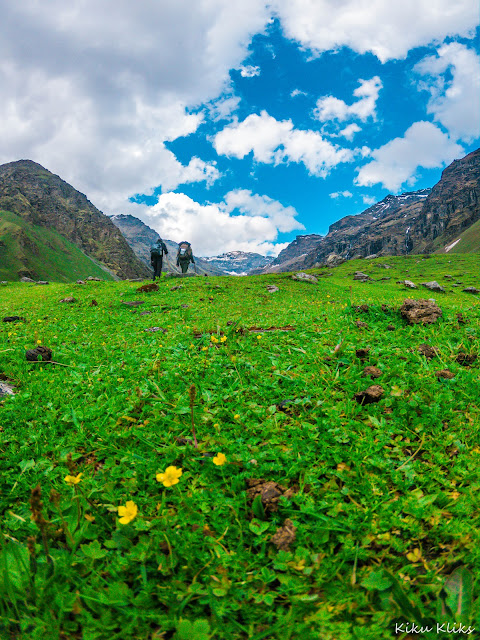 Dhanteras Thatch meadows Rupin Pass
