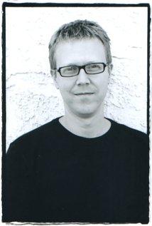 Sean Hood. Director of The Dorm