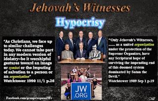 perubahan ajaran membuktikan kemunafikan badan pimpinan saksi yehuwa