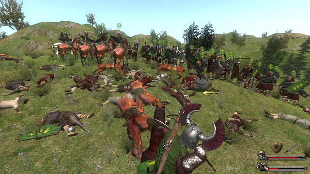 Mount and Blade Warband PC Download Full Version Screenshot 2