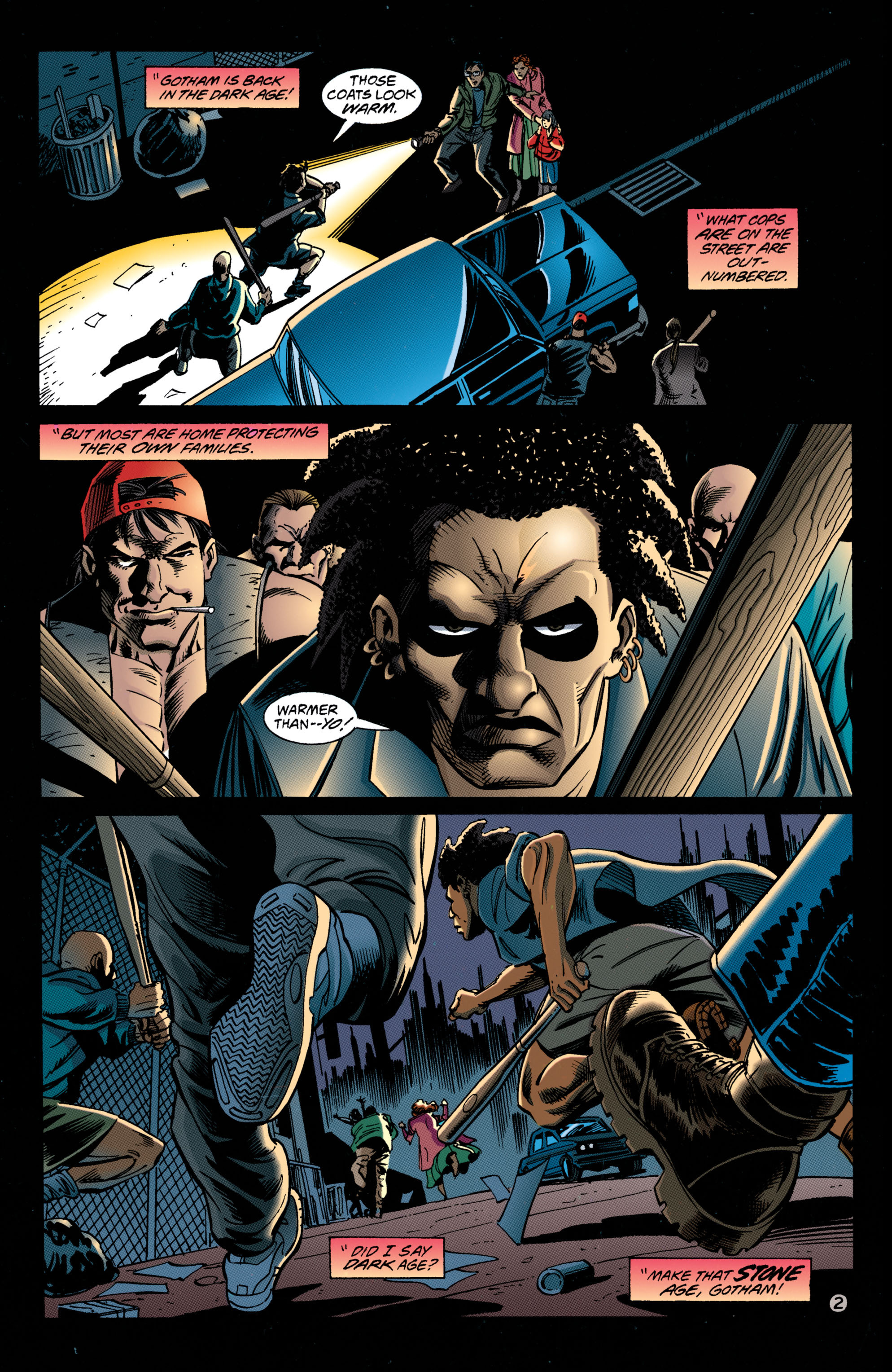 Detective Comics (1937) 703 Page 2