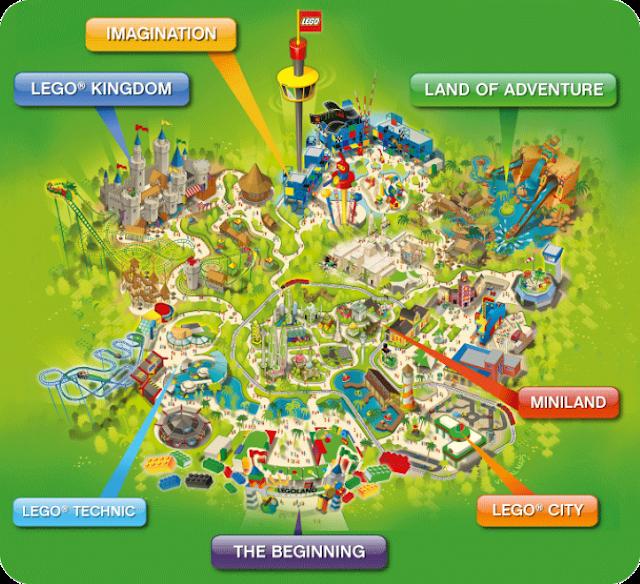 Legoland Malaysia , Harga Tiket Legoland Malaysia , Legoland Theme Park