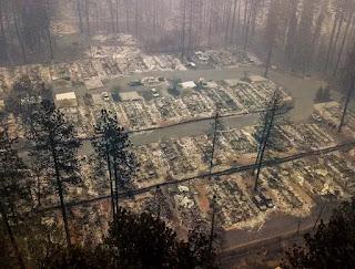 California Wildfire death toll rises to 83