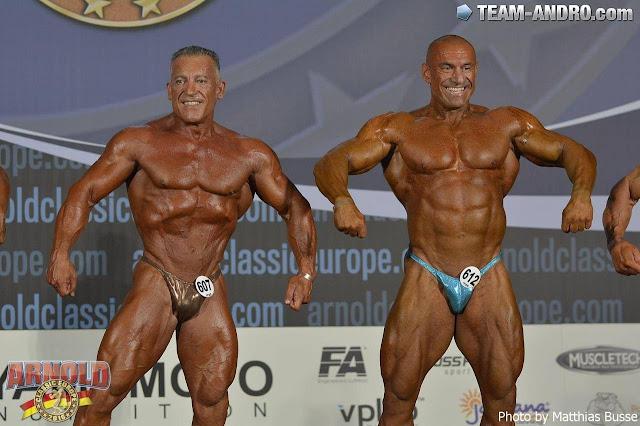 2η θέση για τον Ναυπλιώτη Τάσο Κολιγκιώνη σε διεθνή αγώνα Bodybuilding στη Βαρκελώνη