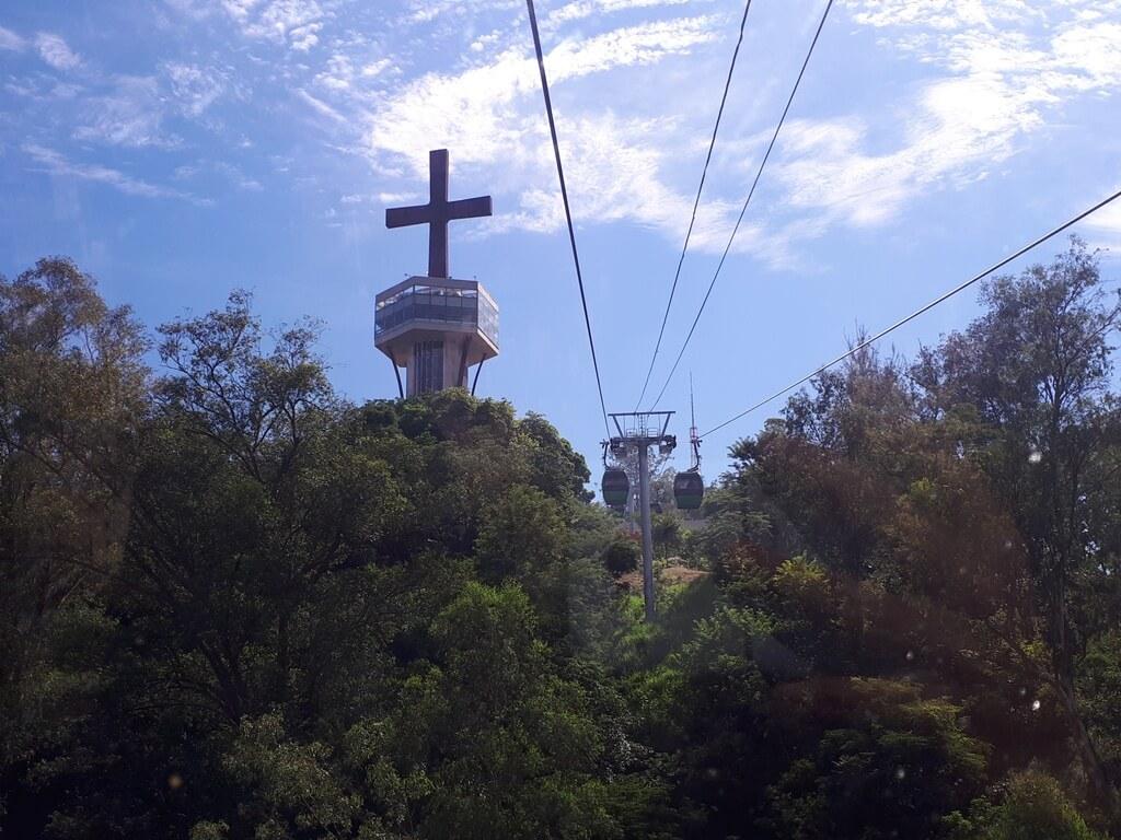 Como chegar ao Morro do Cruzeiro Aparecida