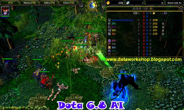 Dota Allstars 6 83 Ai Download For Mac - nightprogram