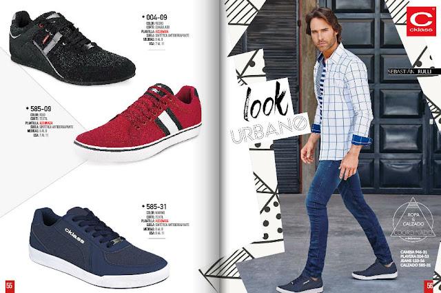 zapatos urbanos caballeros