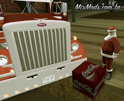missão coca-cola gta sa natal