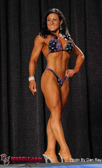 Dora Trikoupis-fitness
