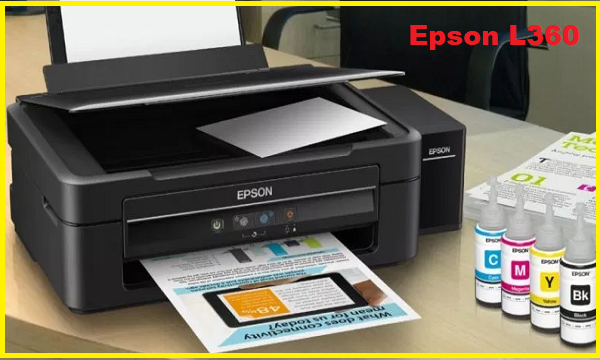 EPSON L360 SCANNER DRIVERS FOR WINDOWS 10