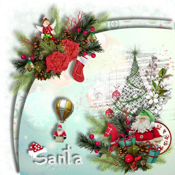 DSB  Santa