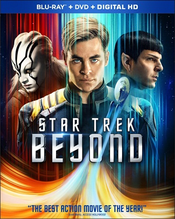 Star Trek Beyond 2016 English Bluray Movie Download