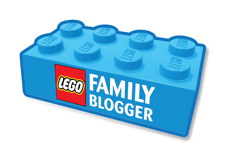 LEGO City Arctic Ice Crawler 60033 Review LEGO Family Blogger badge