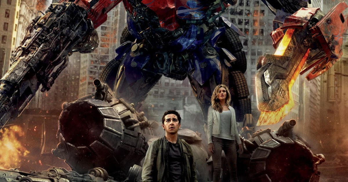 Exposified: Film Review: Transformers 3: Dark of the Moon