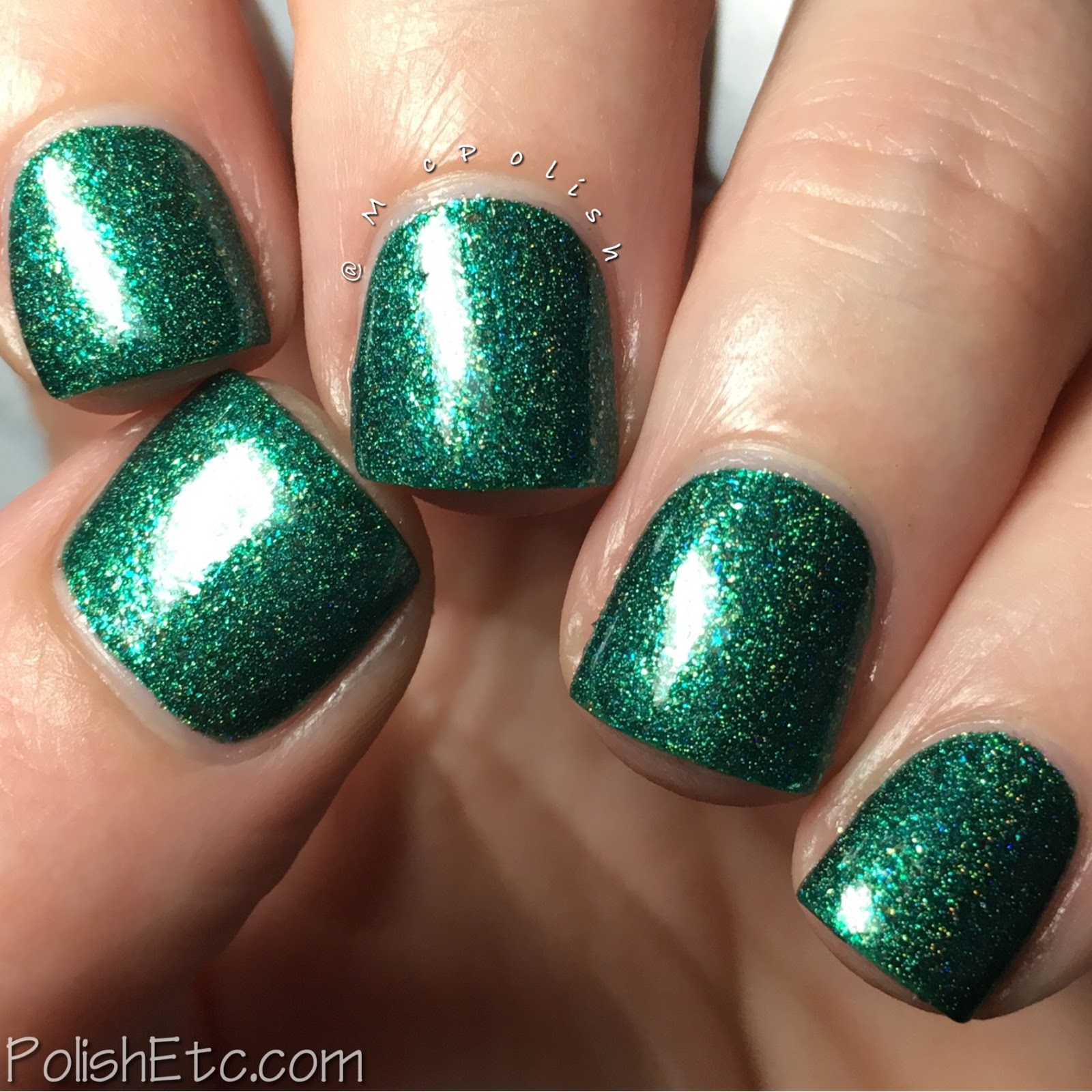 Lollipop Posse Lacquer - Women of Words Collection - McPolish - Half So Interesting
