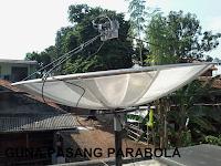 MENAR/JASA PASANG AHLI ANTENA TV PONDOK BAHAR~KARANG TENGAH