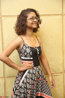 Actress Aditi Myakal Looks gorgeous in Sleeveless Deep Neck Top at Ami Tumi success meet ~  Exclusive 002.JPG